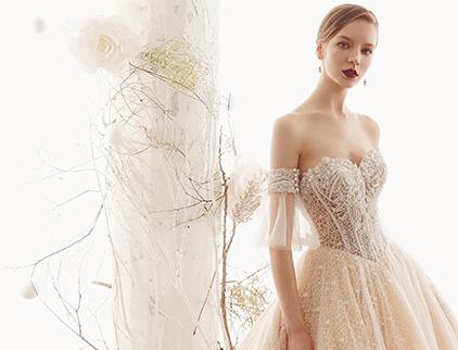 Neuheiten Hochzeitskleid