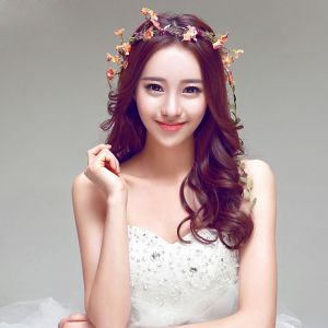 Fashion Elegant Jasmine Bridal Headdress / Head Flower