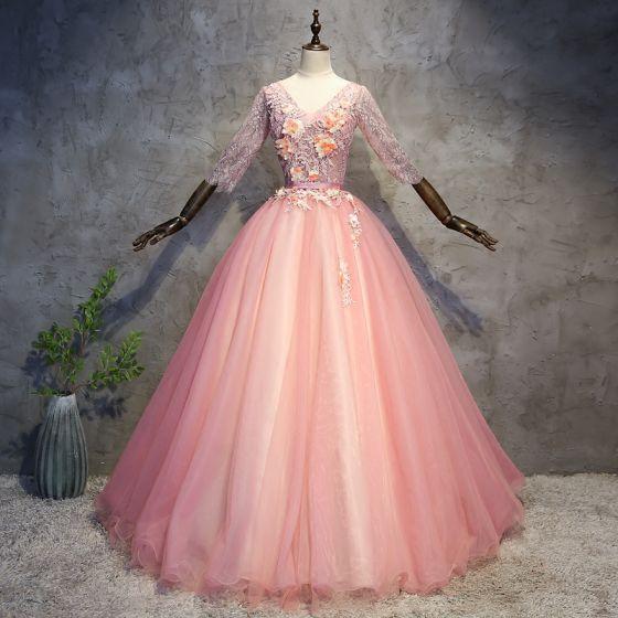 Beautiful Pink Prom Dresses