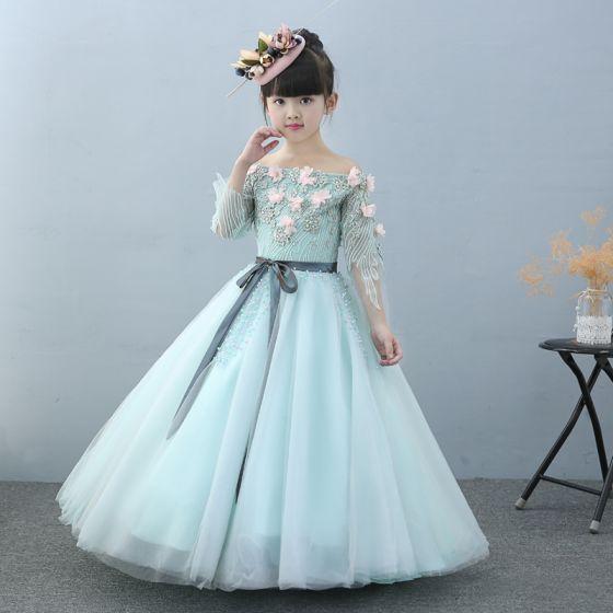 Vestidos para bodas para ninas