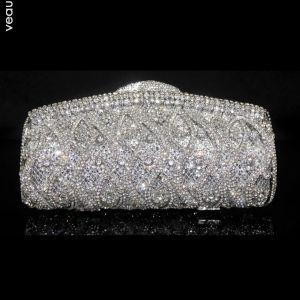 Strass Abendtasche Luxus-damenClutch Tasche Clutch-taschen