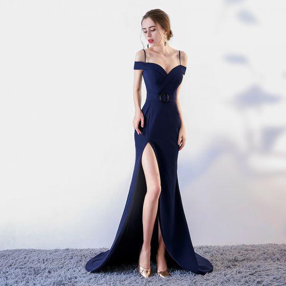 e136961a370 sexy-navy-blue-evening-dresses -2017-trumpet-mermaid-spaghetti-straps-short-sleeve-metal-sash-split-front-court-train- backless-formal-dresses-560x560.jpg