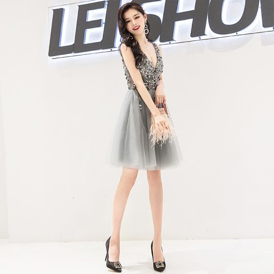 eccea50d5d4 chic-beautiful-grape-prom-dresses-2019-a-line -princess-v-neck-beading-pearl-sequins-sleeveless -backless-knee-length-formal-dresses-560x560.jpg