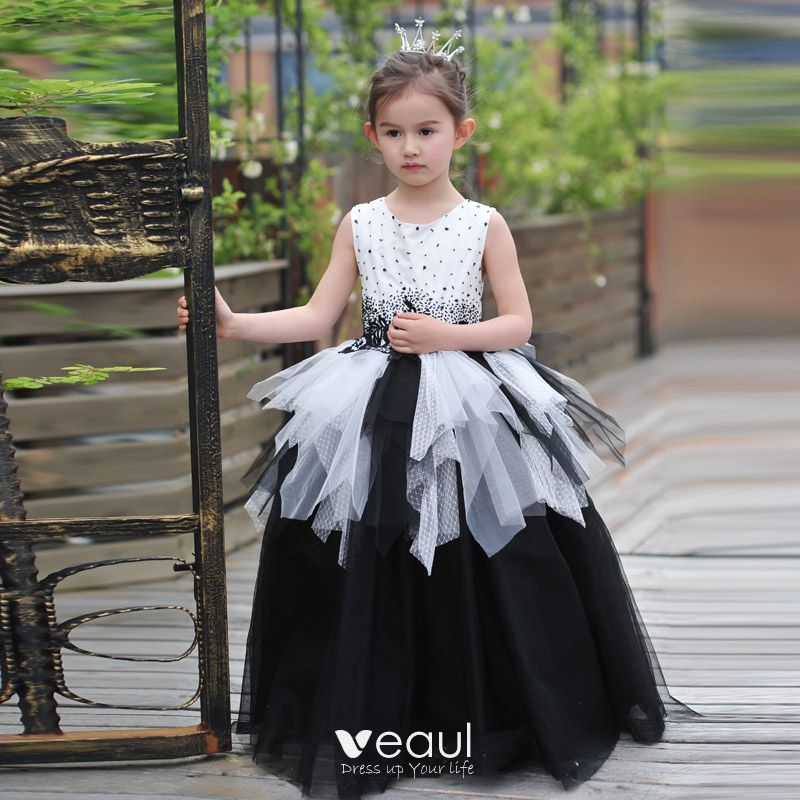 Zwarte Jurk Voor Bruiloft.Mooie Prachtige Kerk Jurken Voor Bruiloft 2017 Bloemenmeisjes