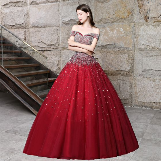 4f6f049e sparkly-burgundy-prom-dresses-2018-ball-gown-beading-rhinestone-sequins -off-the-shoulder-backless-sleeveless-floor-length-long-formal-dresses -560x560.jpg