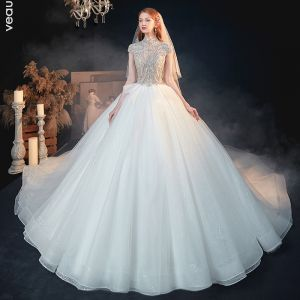 Retro ball gown
