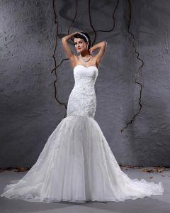 Przedza Kochanie Aplikacja Kaplica Suknia Ślubna Suknie Ślubne Syrena