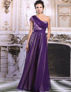 2015 Roman Gefaltetes Kleid Abendkleid Perlen Party
