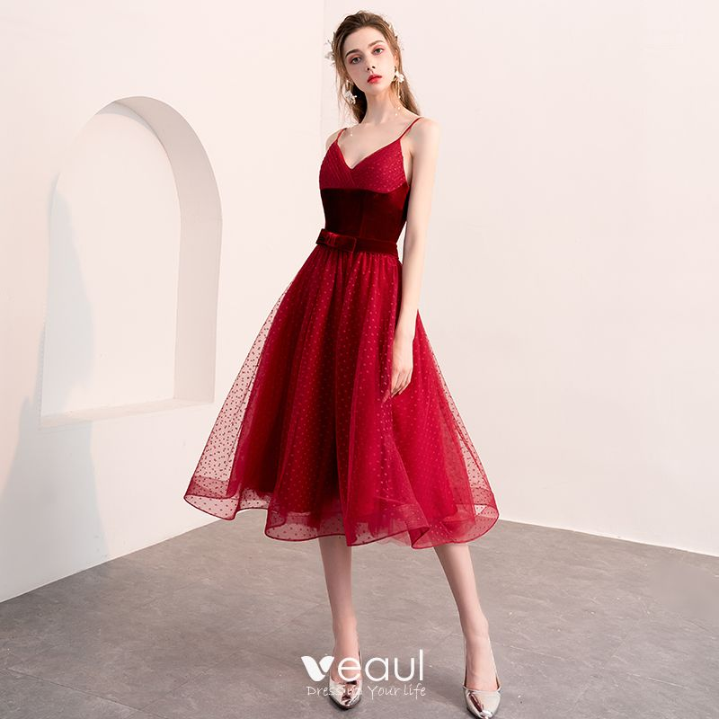 84cb0862fdf lovely-burgundy-homecoming-graduation-dresses-2018-a-line-princess -suede-bow-spotted-spaghetti-straps-backless-sleeveless-knee-length-formal- dresses-800x800.jpg