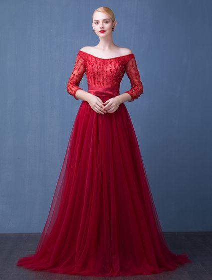 Kleid lang und ruckenfrei