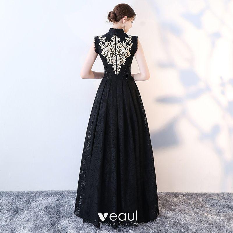 Belle Poque Vestido Mujer Vinatege Ruffle Sin Mangas Largas C/óctel