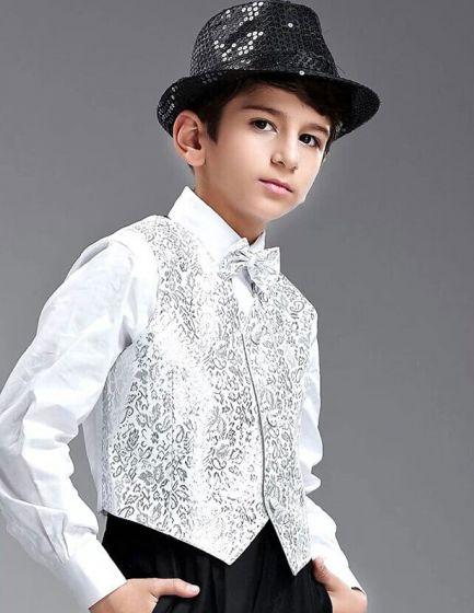 Children Vest Suit/ Performance Clothing/Ring Bearer Suits
