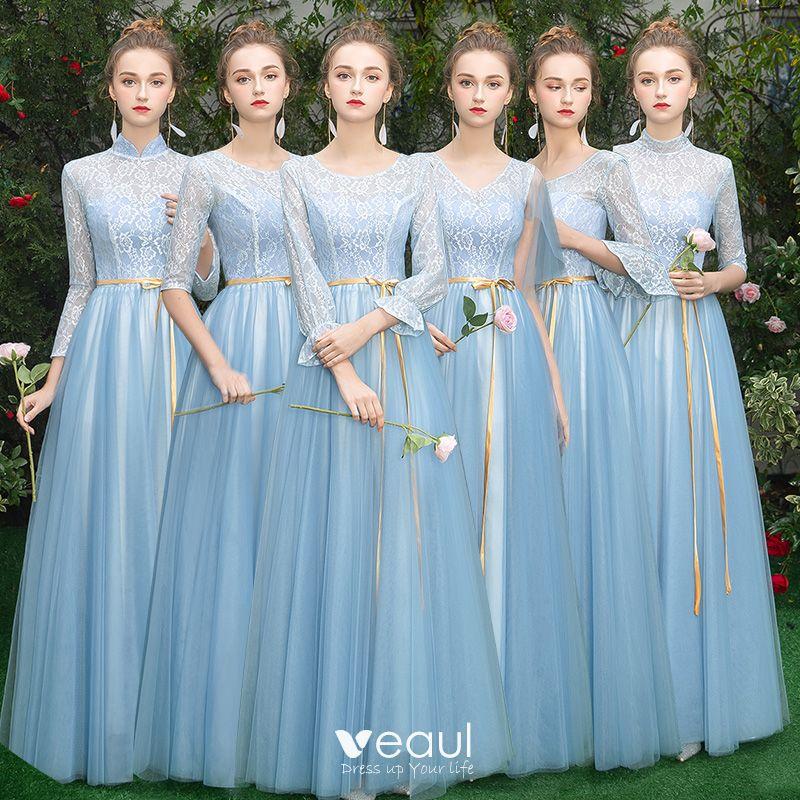 21e5ba7b31 Style i wzory dla idealnej letniej sukienki druhny