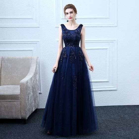 7c0a3eb922e elegant-navy-blue-prom-dresses-2018-a-line-princess-lace-flower-sequins- scoop-neck-backless-sleeveless-floor-length-long-formal-dresses-560x560.jpg