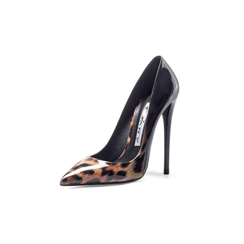 10 cm Stiletto Heels Pointed Toe Pumps