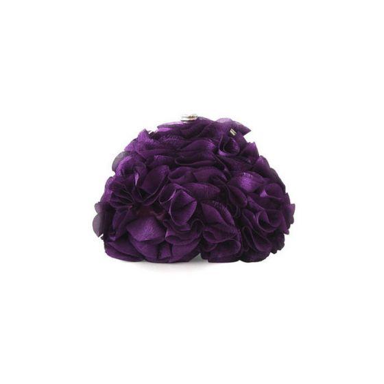 Sweet Petals Small Bag Fashion Clutch Bag Chain Diagonal Packet
