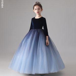 Chic flower girl dress