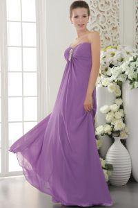 2015 Crystals Ruffles Zipper Sweetheart Bridesmaid Dresses