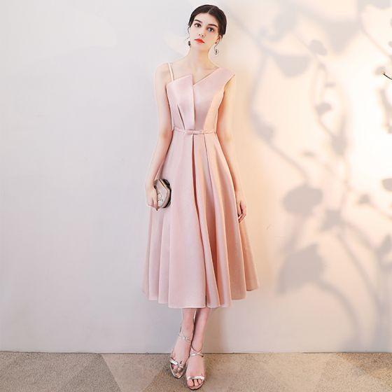 6ea087bc56f7 modest-simple-blushing-pink-homecoming-graduation-dresses-2019-a-line- princess-spaghetti-straps-bow-sleeveless-backless-tea-length-formal-dresses -560x560.jpg