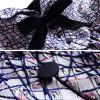 Mode Marineblau Tanzen Ballkleider 2020 Ballkleid Herz-Ausschnitt Ärmellos Schleife Applikationen Spitze Pailletten Sweep / Pinsel Zug Rüschen Rückenfreies Festliche Kleider