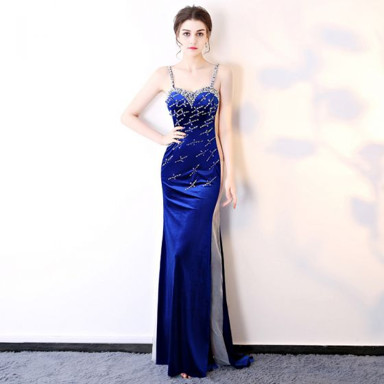 60455bb158 sexy-royal-blue-see-through-evening-dresses-2018-sheath-fit-sleeveless- spaghetti-straps-beading-sequins-sweep-train-backless-formal-dresses -560x560.jpg