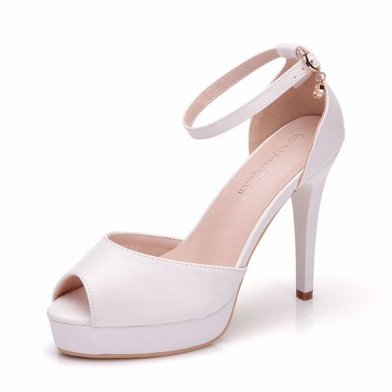 a44a81931a237 modest-simple-white-casual-womens-shoes-2018-ankle-strap-11-cm-stiletto- heels-open-peep-toe-high-heels-560x560.jpg