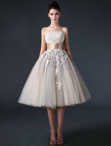 Vestidos de novia cortos y baratos