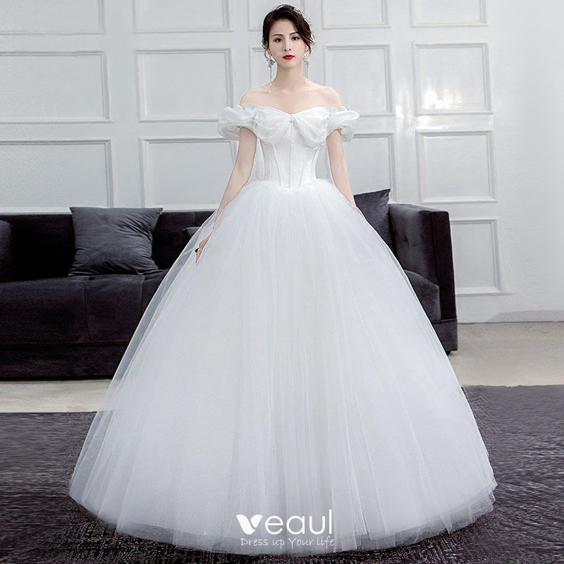 Affordable Ball Gown Wedding Dresses 55 Off Naonsite Com