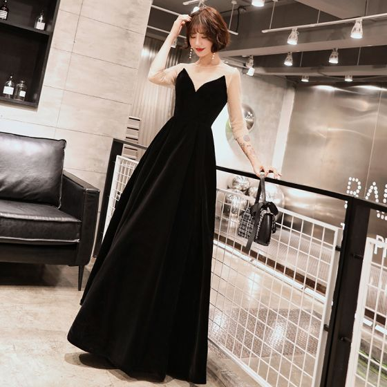 7c3cb875d3c0f modern-fashion-black-suede-winter-evening-dresses-2019-a-line-princess-scoop -neck-long-sleeve-floor-length-long-ruffle-backless-formal-dresses -560x560.jpg