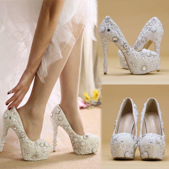 4321c1edb classy-ivory-womens-shoes-2019-crystal-pearl-rhinestone -flower-14-cm-stiletto-heels-round-toe-wedding-pumps-560x560.jpg