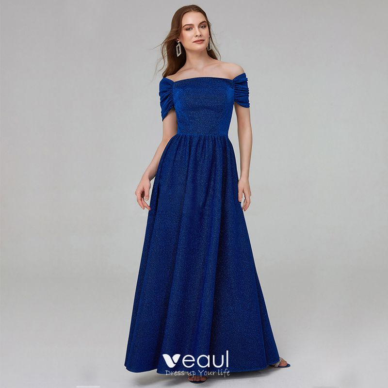 Chic / Beautiful Royal Blue Mother Of The Bride Dresses