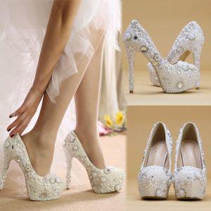 Brautschuhe Hochzeitsschuhe Online Kaufen Veaul