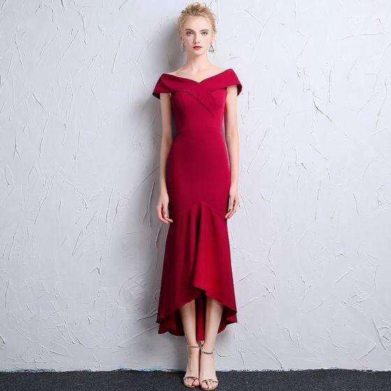 8b267f362b136 chic-beautiful-burgundy-evening-dresses-2018-trumpet-mermaid-v-neck-short- sleeve-tea-length-ruffle-backless-formal-dresses-560x560.jpg