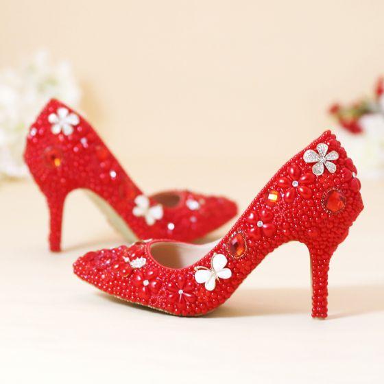 7a31db8b716b charming-burgundy-wedding-shoes -2019-butterfly-flower-crystal-pearl-8-cm-stiletto-heels-pointed-toe-wedding -pumps-560x560.jpg