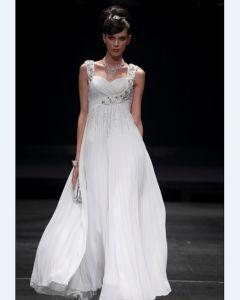 Elegant Stylish Sweetheart Empire Floor Length Women's Evening Dresses