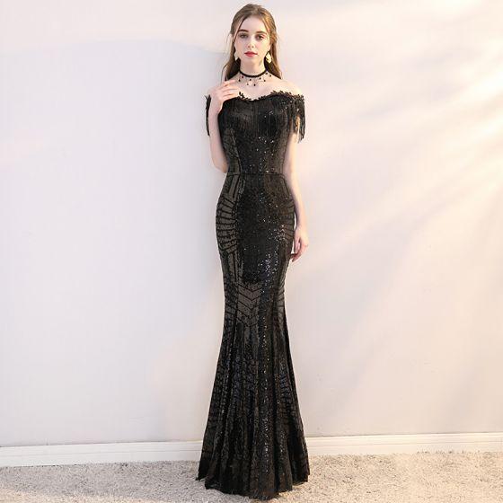 5415e9af3b4 bling-bling-black-sequins-evening-dresses-2019-trumpet-mermaid -off-the-shoulder-short-sleeve-tassel-floor-length-long-formal-dresses -560x560.jpg