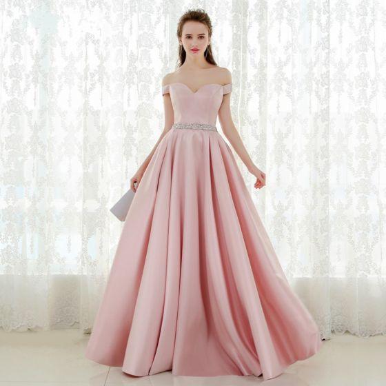 107f82116271 chic-beautiful-blushing-pink-prom-dresses-2018-a-line -princess-off-the-shoulder-backless-short-sleeve-floor-length-long-formal- dresses-560x560.jpg
