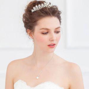 Mariée Bijoux / Collier / Boucles / Tiara