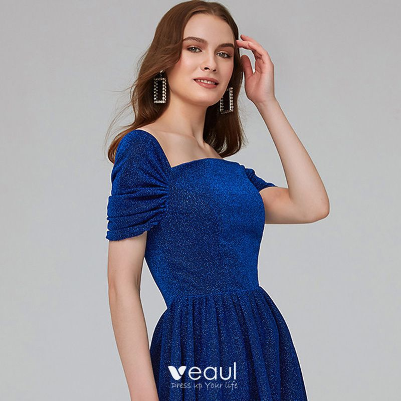 Stunning Mother Of The Bride Dresses: Chic / Beautiful Royal Blue Mother Of The Bride Dresses