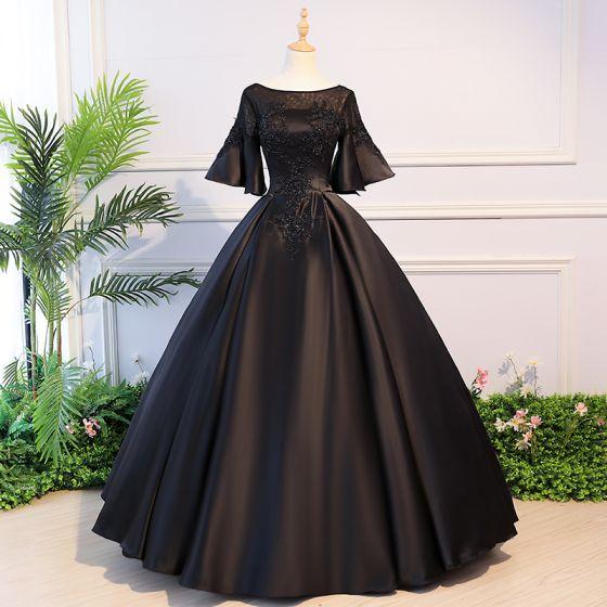 6102fb66e77 elegant-black-quincea-era-prom-dresses-2018-ball-gown -lace-flower-beading-crystal-scoop-neck-backless-1-2-sleeves-floor-length-long-formal- dresses-560x560.jpg