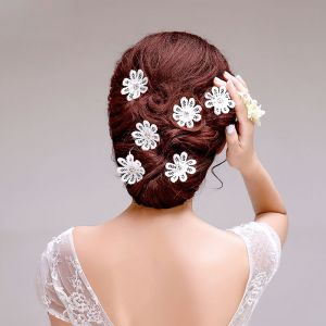 Bridal Sweet Flowers The Headpieces / Head Flower / Wedding Hair Accessories / Wedding Jewelry