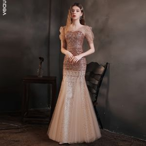 Szampan Sukienki Wieczorowe