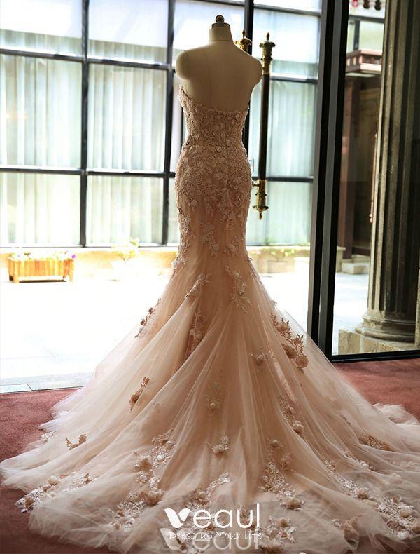 robes de mari e glamour 2016 d collet et manches amovibles robe de mari e en dentelle sir ne. Black Bedroom Furniture Sets. Home Design Ideas