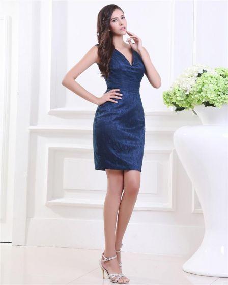 Beartiful Großzügige V-ausschnitt Eleganten Abendkleid Partykleid