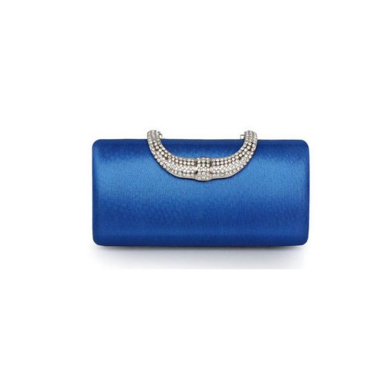 Velvet Clutch Bag Elegance Dinner Clutch Bag Minimalist Evening Bag