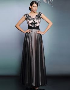 2015 Backless Mash Embroidery Party Dress Evening Dress