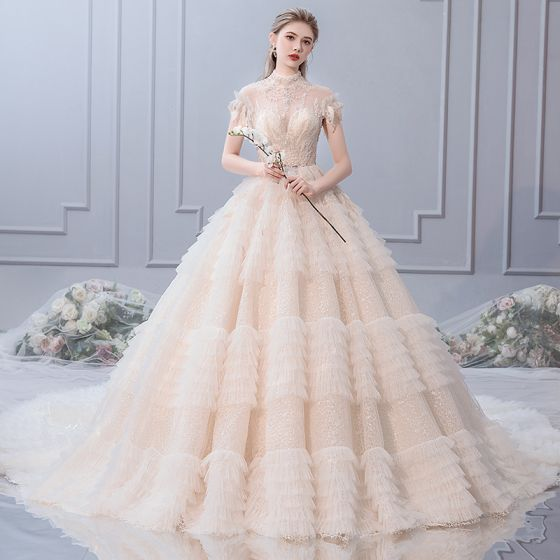 luxury-gorgeous-champagne-wedding-dresses-2019-a-line-princess-high-neck-beading-crystal-pearl-sequins-short-sleeve-backless-royal-train-560x560.jpg
