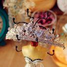 Amazing / Unique Silver Bridal Jewelry 2017 Metal Crystal Rhinestone Wedding Accessories