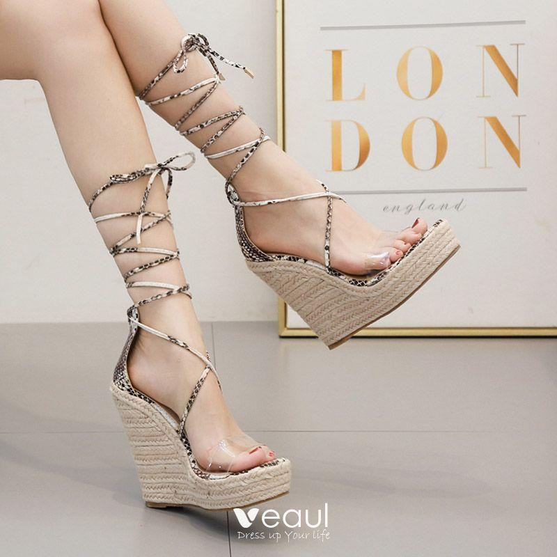 beige open toe sandals