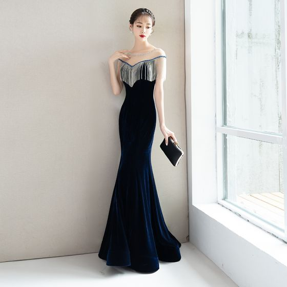 d653979dcfb4a elegant-navy-blue-evening-dresses-2018-trumpet-mermaid-beading-tassel-suede- scoop-neck-backless-short-sleeve-floor-length-long-formal-dresses -560x560.jpg